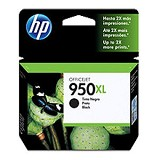 HP Black Ink Cartridge 950XL [CN045AA] - Tinta Printer HP